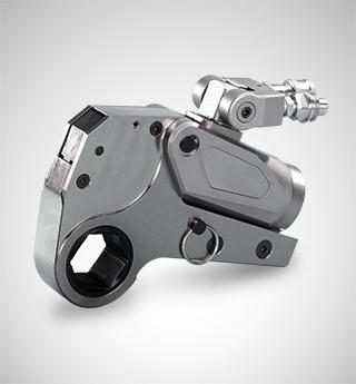 WD-C型中空液压扳手(钛色)