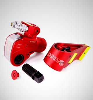 WD-A驱动式液压扳手(红色)