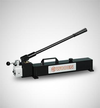 液压扳手专用双作用手泵