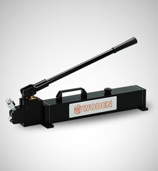 拉伸器专用单作用手泵