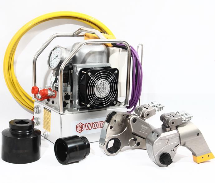 液压扳手-最佳螺栓拆紧工具