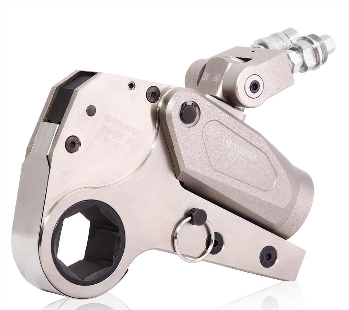 液压扳手租赁多少钱?沃顿WD-C中空液压扳手
