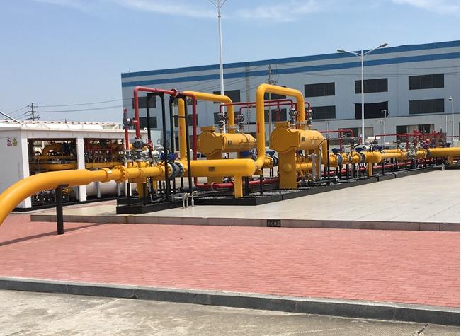 北京某管道检测公司选择沃顿应用于中石油