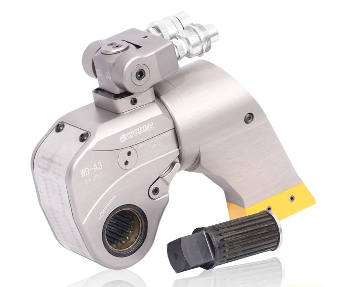 苏州客户定制沃顿(WODEN)驱动液压扳手