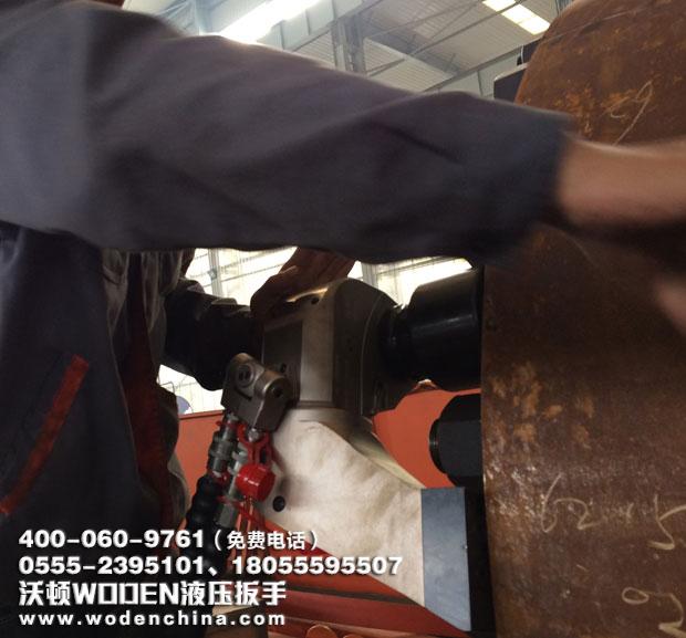 液压可调扭矩扳手价格,就在沃顿液压扳手厂家