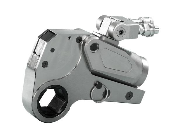 WD-C30型中空液压扳手满足M80螺栓需求