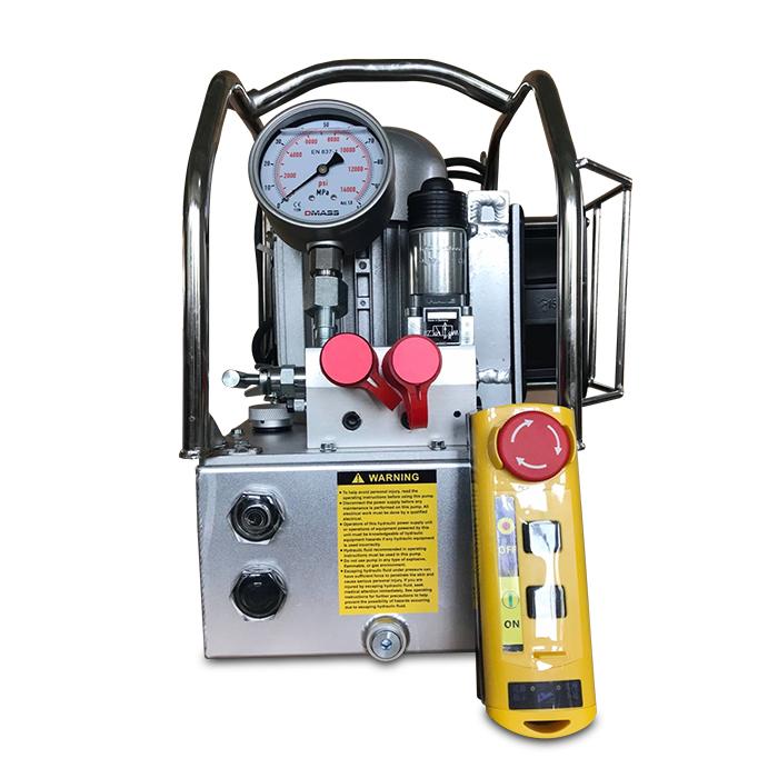 PE703AW无线遥控LOL雷电竞雷电竞备用网站泵更安全、更高效,作业效率是原来的2倍