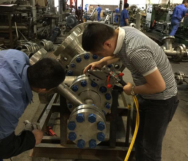 液压扳手泵保养教程有哪些?详情请联系沃顿机械,给您最专业的解答。