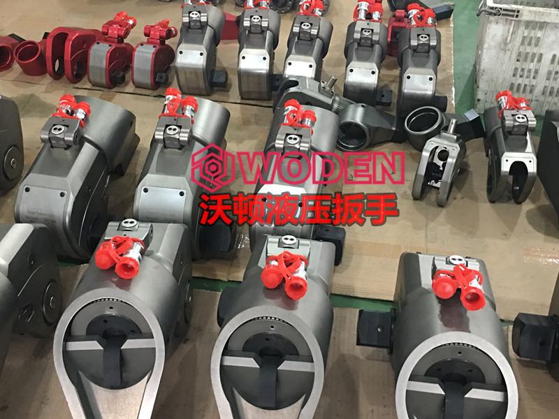 沃顿液压扳手库存充足,全国大量现货供应,当天即可发货。