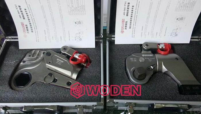 沃顿液压扳手长期出口俄罗斯、缅甸、非洲,产品质量服务有保障。