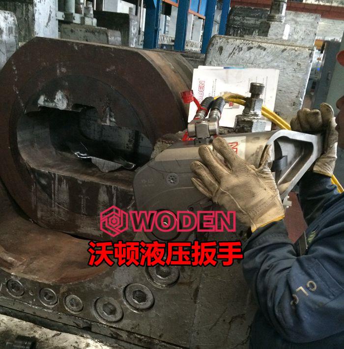 沃顿液压扳手提供专业的螺栓规格解决方案。