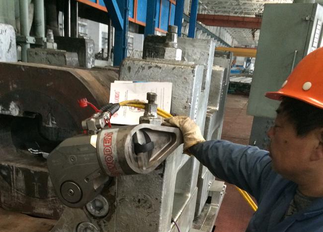 沃顿液压扳手提供专业服务。