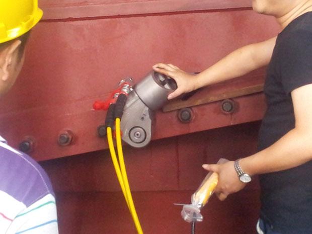 沃顿液压扳手提供专业指导服务。