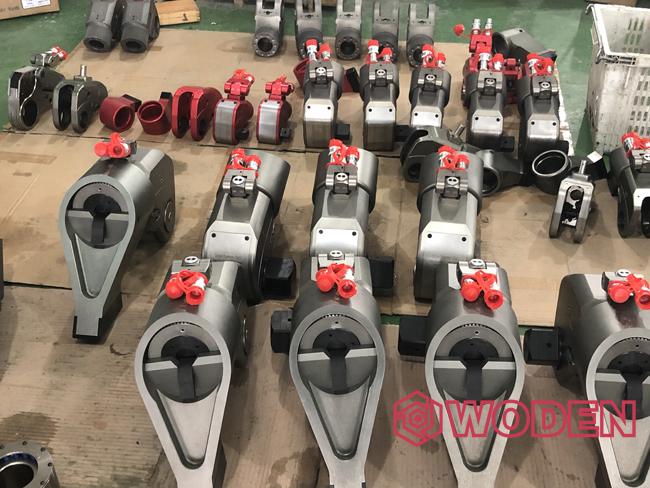 沃顿液压扳手库存充足,全国现货大量供应。