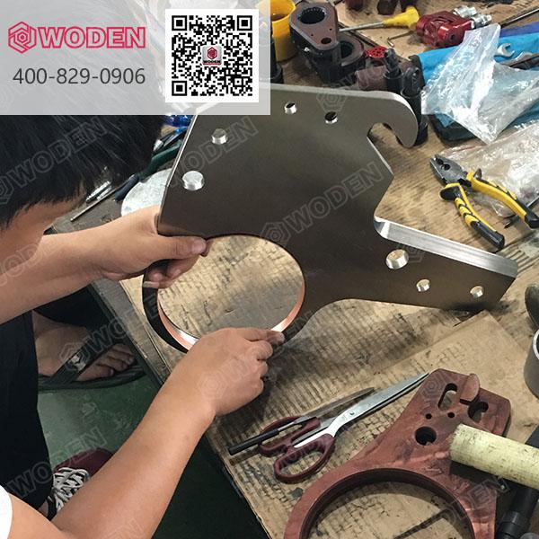 天然气输气管道维修用液压扳手保养图