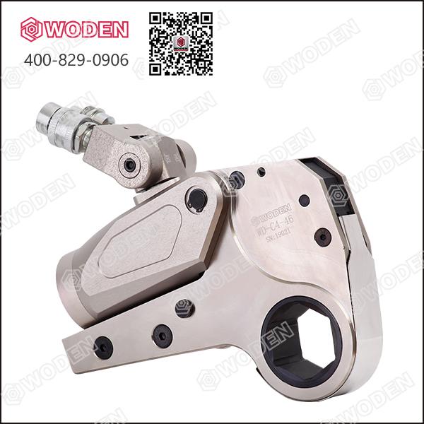 沃顿生产的压力容器法兰连接用液压扳手