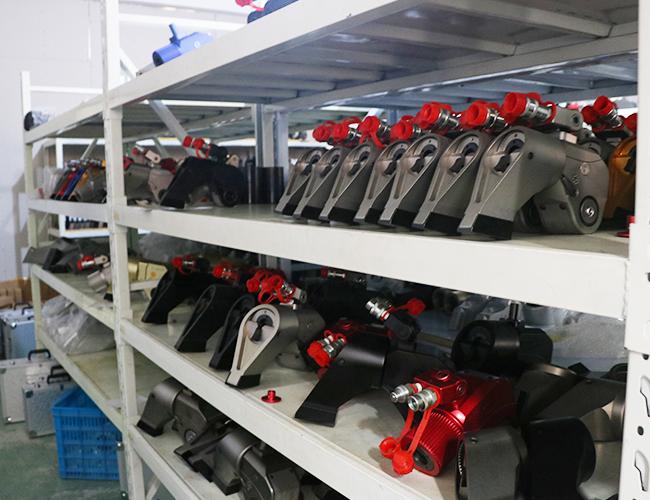 杭州做液压扳手的,众多用户首选沃顿机械