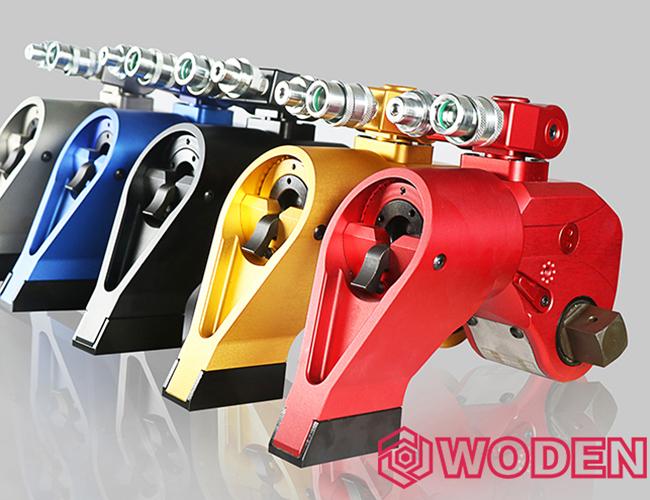 沃顿液压力矩扳手型号规格齐全,现货供应