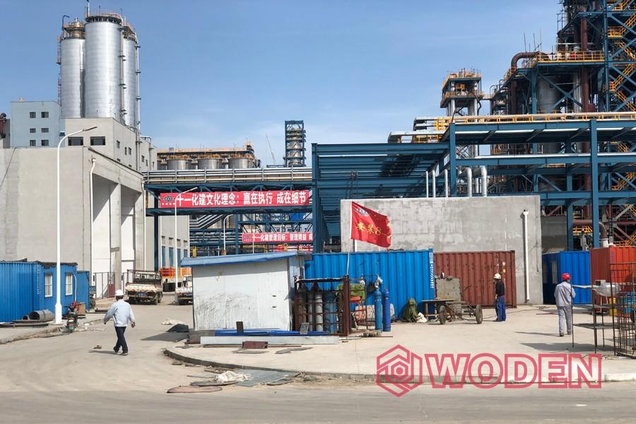 雷电竞网页LOL雷电竞雷电竞备用网站应用于盘锦某石化炼化厂