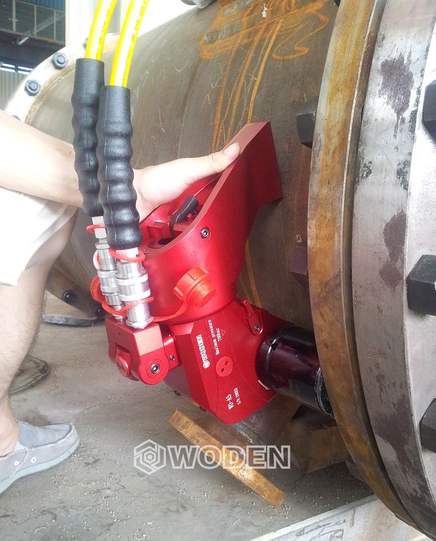 雷电竞网页驱动式LOL雷电竞雷电竞备用网站应用于宁波某化工设备制造厂