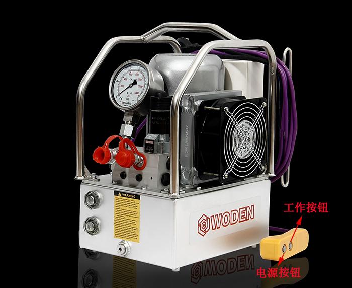 沃顿PE703A系列液压扳手泵